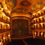 Interior of Teatro Amazonas